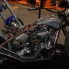 Un chopper de follie Harley