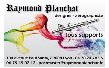 Raymondplanchat Carte De Visite Raymond Planchat Peintre