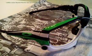 lunettes-oakley-personnalisation-aerographe-raymond-planchat
