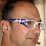 Lunette personnalisées pour Christophe de Speck Moto