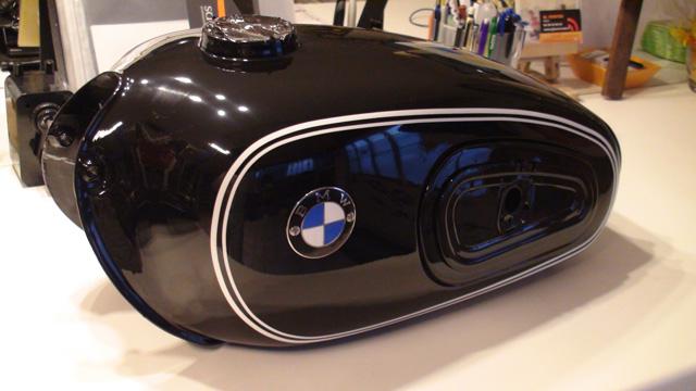 r servoir bmw 500 s rie2 moto collection apr s guerre raymond planchat peintre lyon 69008. Black Bedroom Furniture Sets. Home Design Ideas