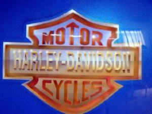 vidéo tuto logo harley davidson