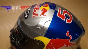 casque hjc Red Bull