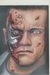 Arnold Schwarzenegger Terminator Genysis