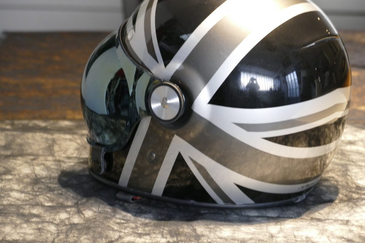 Casque moto Bell Bullitt