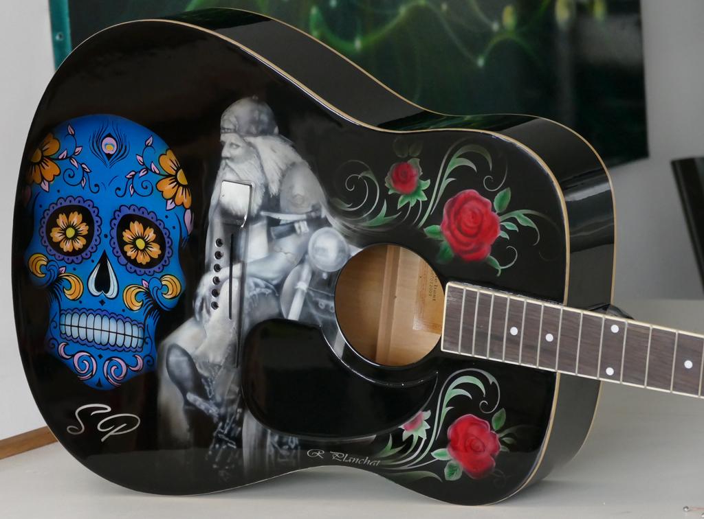 guitare acoustique lyon